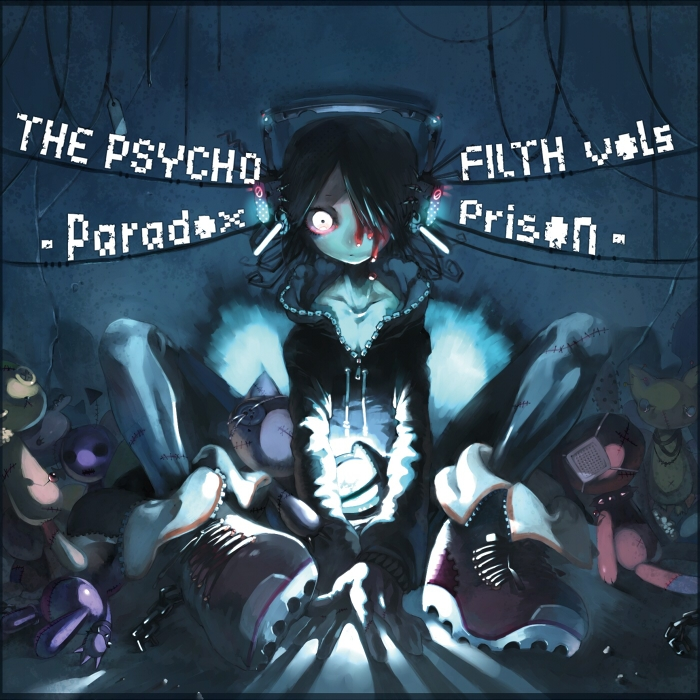 THE PSYCHO FILTH vol5 -Paradox Prison-
